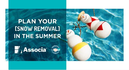 Partner Post: Plan Your Snow Removal in the Summer