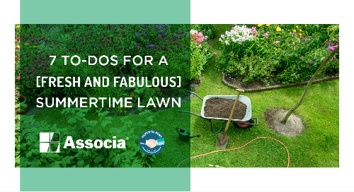 Partner Post: 7 To-Dos For a Fresh and Fabulous Summertime Lawn