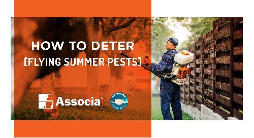 Partner Post: How to Deter Flying Summer Pests
