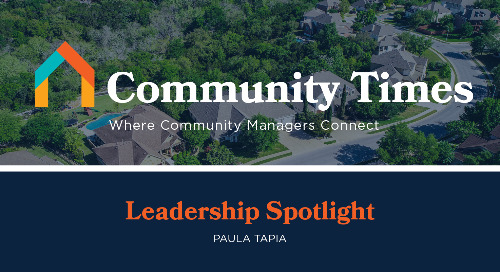 Leadership Spotlight with Paula Tapia
