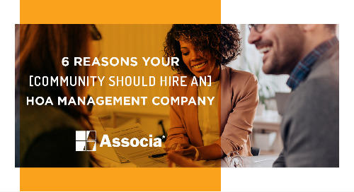 6 Reasons Your Community Should Hire an HOA Management Company