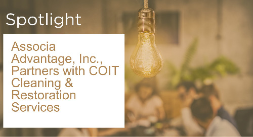 Associa Advantage, Inc., Partners with COIT Cleaning & Restoration Services