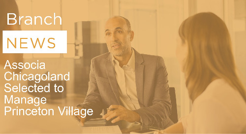 Associa Chicagoland Selected to Manage Princeton Village