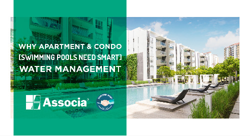 Partner Post: Why Apartment and Condo Swimming Pools Need Smart Water Management
