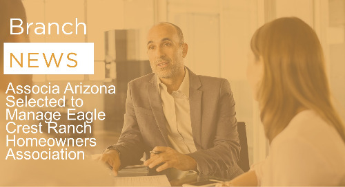 Associa Arizona Selected to Manage Eagle Crest Ranch Homeowners Association