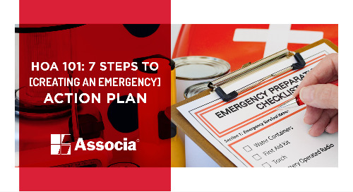 HOA 101: 7 Steps to Creating an Emergency Action Plan