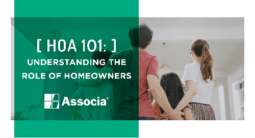 HOA 101: Understanding the Role of Homeowners
