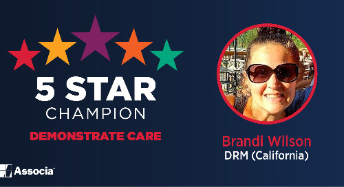 2021 July 5 Star Champion: Brandi Wilson