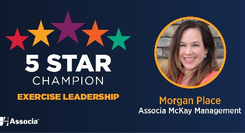 2021 July 5 Star Champion: Morgan Place