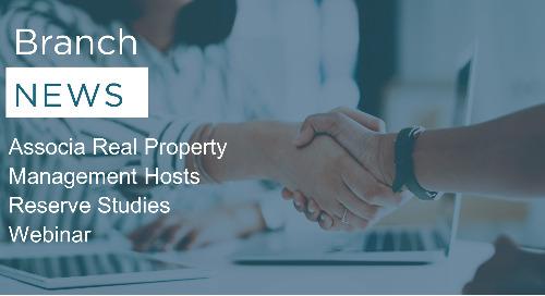 Associa Real Property Management Hosts Reserve Studies Webinar