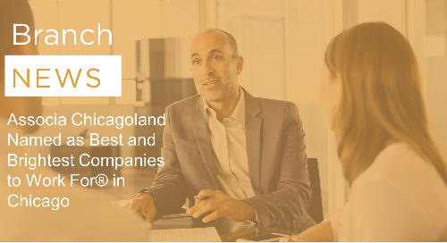 Associa Chicagoland Named as Best and Brightest Companies to Work For® in Chicago