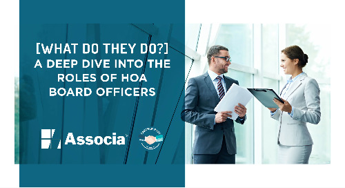 Partner Post: What Do They Do? A Deep Dive Into the Roles of HOA Board Officers
