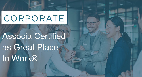 Associa Certified as Great Place to Work®