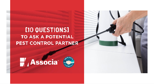 Partner Post: 10 Questions to Ask a Potential Pest Control Partner