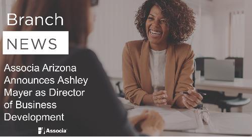 Associa Arizona Announces Ashley Mayer as Director of Business Development