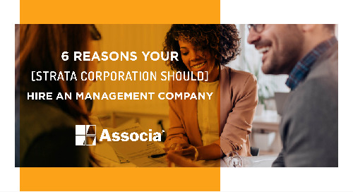 6 Reasons Your Strata Corporation Should Hire a Management Company