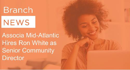 Associa Mid-Atlantic Hires Ron White as Senior Community Director