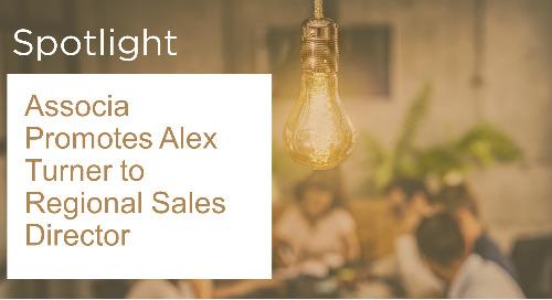 Associa Promotes Alex Turner to Regional Sales Director