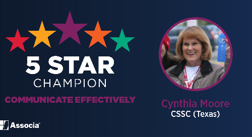 2021 September 5 Star Champion: Cynthia Moore