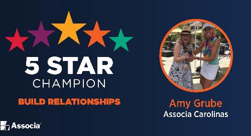 2021 September 5 Star Champion: Amy Grube