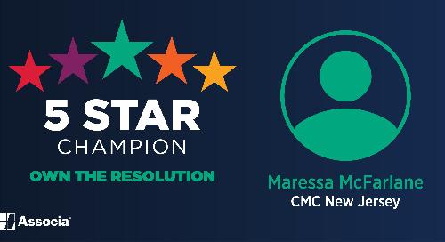 2021 September 5 Star Champion: Maressa McFarlane