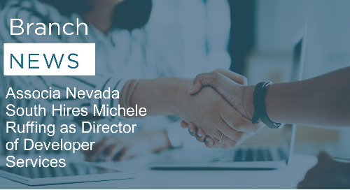 Associa Nevada South Hires Michele Ruffing as Director of Developer Services