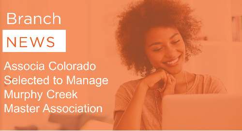Associa Colorado Selected to Manage Murphy Creek Master Association