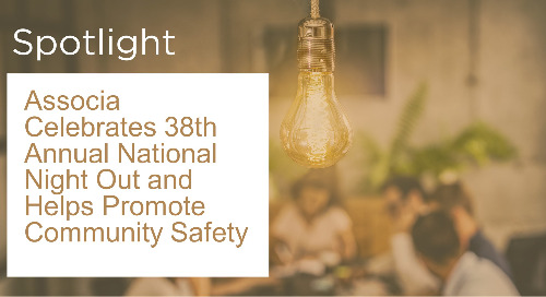 Associa Celebrates 38th Annual National Night Out and Helps Promote Community Safety