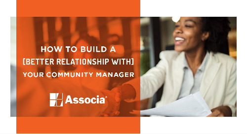 How to Build a Better Relationship with Your Community Manager