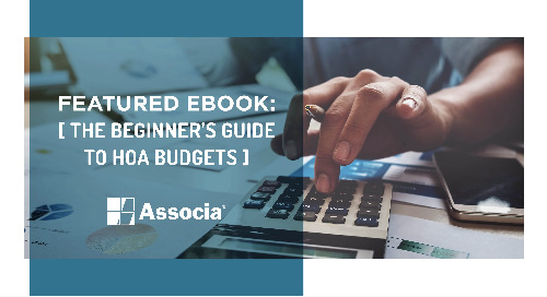 Featured Ebook: The Beginner's Guide to HOA Budgets