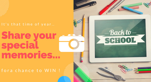 Back 2 School Photo Contest