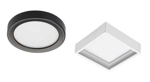New! Juno SlimForm™ LED Surface Mount Downlights