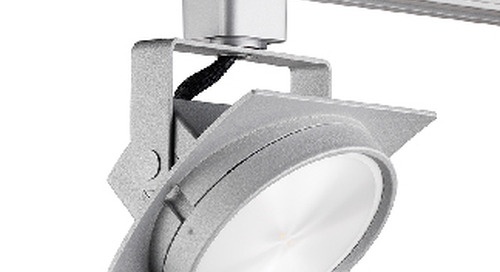 New! Juno® Trac-Master® T271L G2 Series Fixtures with State-Of-The-Art Performance