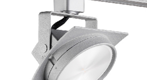 Juno® Trac-Master® T271L G2 Series Fixtures with State-Of-The-Art Performance