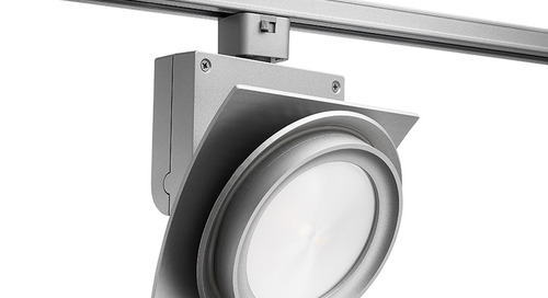 New! Juno® Trac-Master® T275L G2 Series Fixtures - More Powerful and Efficient!