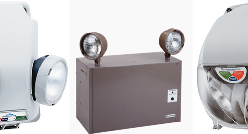 Lithonia Lighting® Emergency Lamp Head Discontinuation