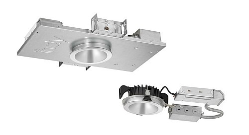 Indy™ L-Series Low Profile Recessed LED Luminaires