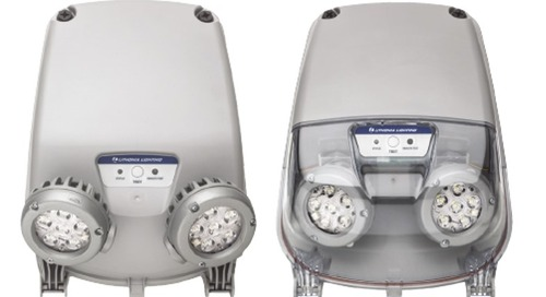 New! INDL and EXTL Emergencg Lighting Built Tough for Demanding Environments