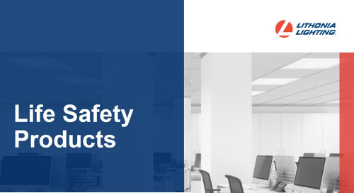 Acuity Brands® Lighting the Way to Safety