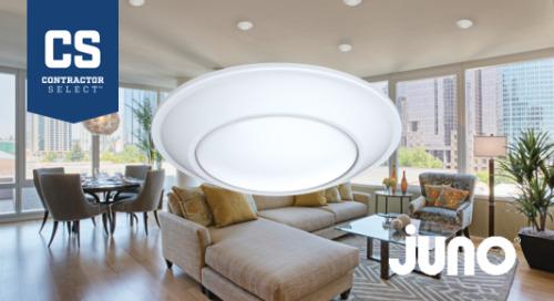 SlimBasics™ Tapered LED Disk Light Series