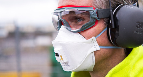 Why do disposable respirators have a defined shelf life?