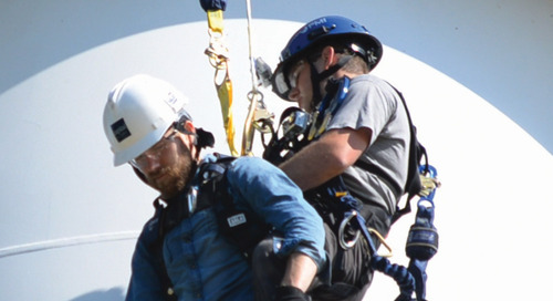 Rescue training: In the event of a fall, do you have a plan?
