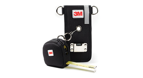 How to properly use the 3M™ DBI-SALA® Tape Measure Holster