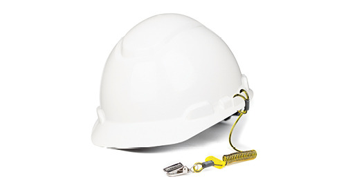 How to properly use the 3M™ DBI-SALA® Hard Hat Tether