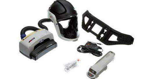 3M™ Versaflo™ Heavy Industry Powered Air Purifying Respirator Kit, TR-600-HIK
