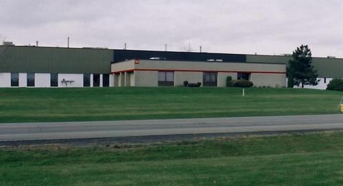 Centre de soutien de Brockville de la Compagnie 3M Canada