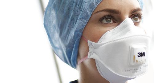 Features of 3M™ Filtering Facepiece Disposable Respirators