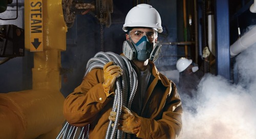 Why respirator fit is so important
