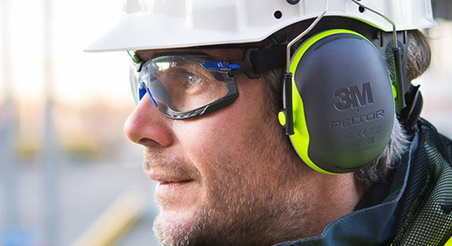 Discover the soul behind 3M™ hearing protection science.