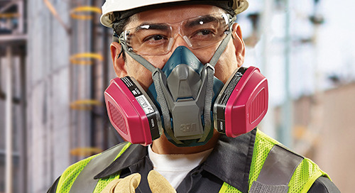 Discover the soul behind 3M™ respiratory protection science.